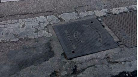 Ciudadanos inicia una campaña en redes para que los conquenses reclamen al equipo de Gobierno que pinte los pasos de cebra en mal estado