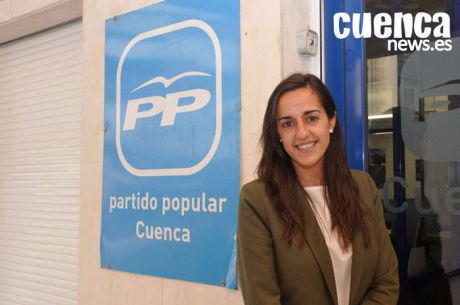 Roldán pregunta al Gobierno de Page por qué no tiene dinero para las sustituciones de médicos y enfermeras en Cuenca y sí para contratar más asesores