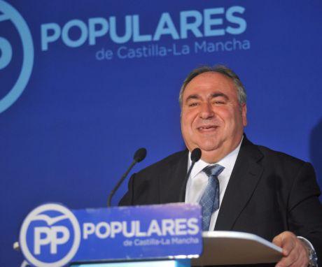 """Tirado: """"La mayor traición de Page a Castilla-La Mancha es mantener a un vicepresidente a favor del referéndum de Cataluña"""""""
