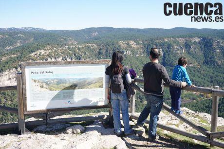 Castilla-La Mancha superó, en agosto, la barrera de las 100.000 pernoctaciones en establecimientos de turismo rural