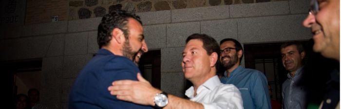 Page gana las primarias en Castilla-La Mancha con el 71 % y repite como secretario del PSOE
