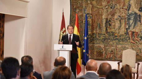 García-Page tratará con Mariano Rajoy un gran acuerdo a nivel nacional sobre agua basado en criterios técnicos y de sostenibilidad