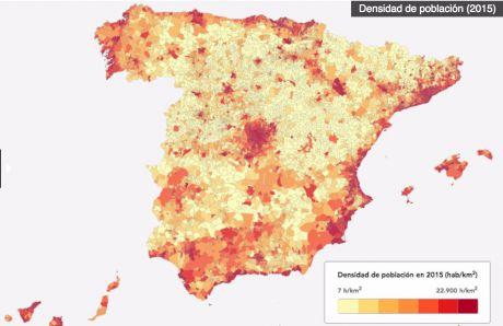 La España despoblada mira a Escocia
