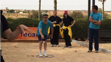 Celebrado el I Torneo FECAM-El Castellar de petanca en Mota del Cuervo