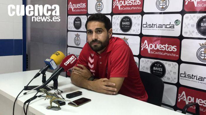 Sala de Prensa | Luis Ayllón - [U.B. Conquense 1- 0 C.D. Miguelturreño]