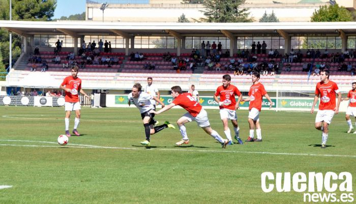 El Conquense retorna a la senda de la victoria ante el Miguelturreño (1-0)