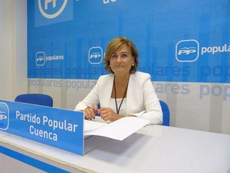 """Martínez: """"La nueva Ley de Autónomos desarrollada por el Gobierno de Rajoy beneficiará a los 19.602 pequeños empresarios de la provincia de Cuenca"""""""