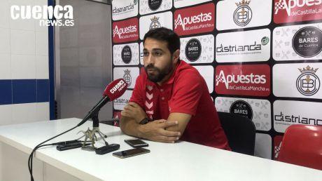 Sala de Prensa | Luis Ayllón - [U.B. Conquense 2- 1 U.D. Yugo Socuéllamos]