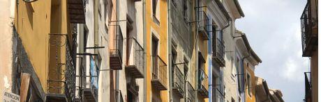El precio de la vivienda en alquiler en Cuenca baja un 0,4 % en el tercer trimestre