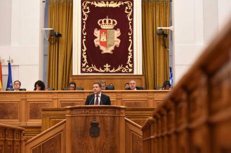 """García-Page invita al Grupo Parlamentario Popular a superar el complejo de que """"España no es suya"""" y de que hace dos años """"perdieron las elecciones"""""""