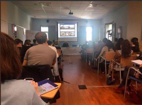 """El congreso """"Cuenca [On]"""" analiza la accesibilidad del Casco Antiguo"""