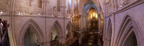 La Catedral abre mañana ocho horas seguida en el 'Día de Catedral'