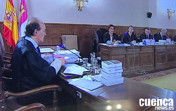 Caso Morate | El Presidente del Tribunal rechaza la incomunicación del jurado que juzga a Morate