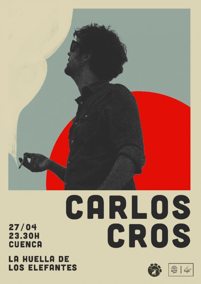 """Carlos Cros presenta esta noche en Cuenca su último álbum """"La mejor defensa"""""""