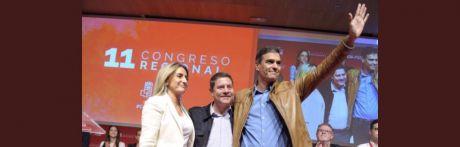 Pedro Sánchez da a García-Page su apoyo personal para ganar las elecciones en 2019