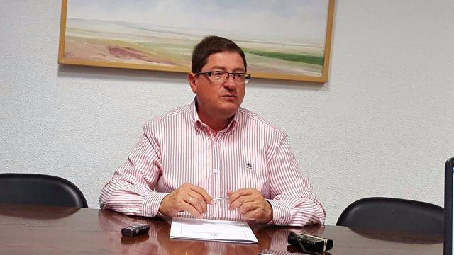 """Para González Mena , Prieto """"vuelve a olvidarse"""" de las pedanías en las ayudas al mobiliario urbano"""