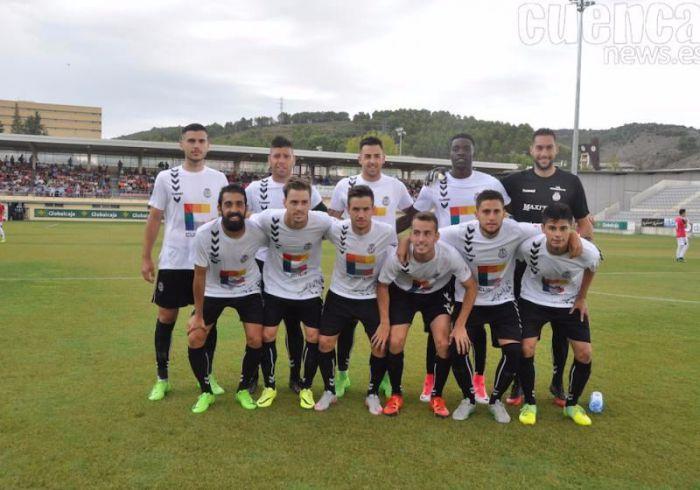 El Conquense cosecha un meritorio pero insuficiente empate en Villarrubia (2-2)