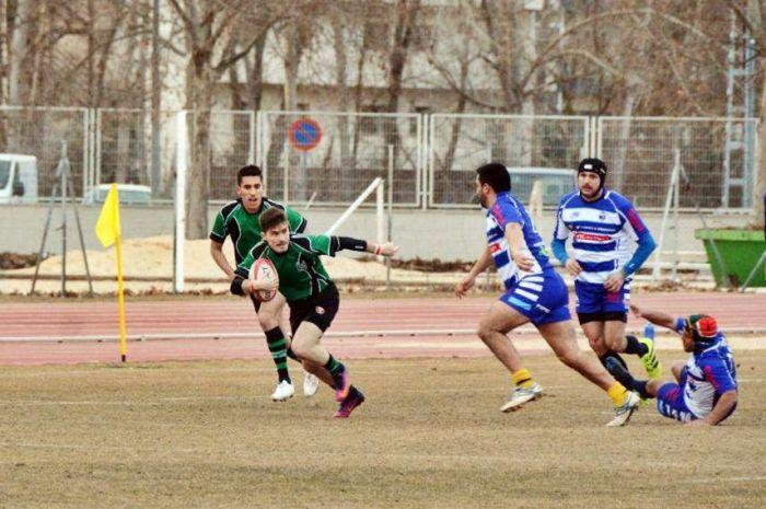 El Club Rugby A Palos recibe al CR La Safor con bajas importantes
