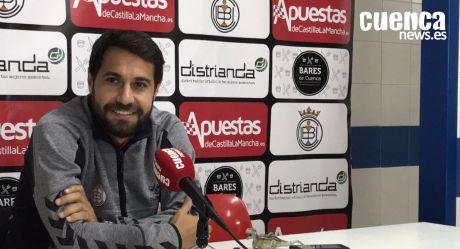 Sala de Prensa | Luis Ayllón - [U.B. Conquense 2- 0 CD Pedroñeras]