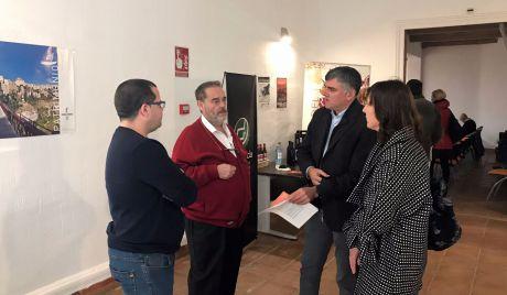 La Junta trabaja en tres grandes proyectos culturales que contribuirán a dinamizar el turismo y promocionar Cuenca en 2018