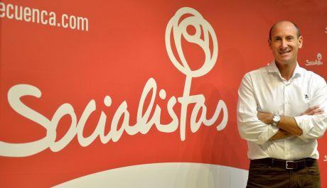 Sahuquillo presenta su precandidatura a la Secretaría General del PSOE de Cuenca