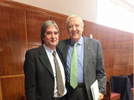 Jareño se reúne con el director general de la Fundación de Ayuda contra la Drogadicción