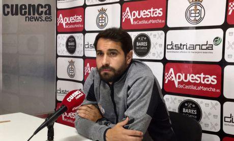 Sala de Prensa | Luis Ayllón - [U.B. Conquense 2- 0 CD Guadalajara]