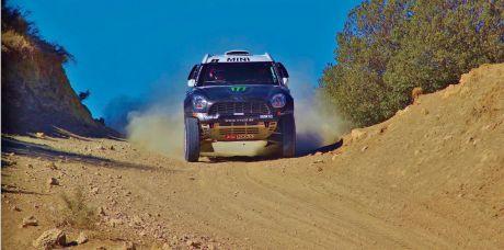 Nani Roma gana la tercera edición del Rally TT Cuenca-Tierra de Dinosaurios