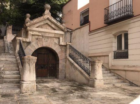 Aprobado el proyecto técnico para la adecuación del refugio de la Calle Calderón de la Barca