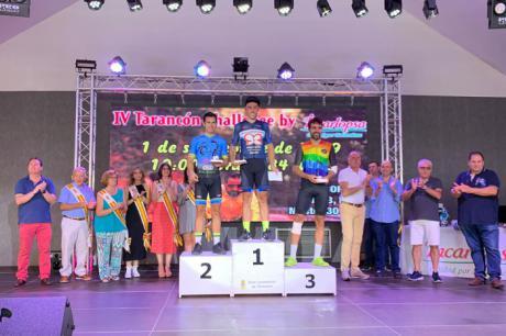 Jesús del Nero regresa a los podios de carretera imponiéndose en la IV Tarancón Challenge