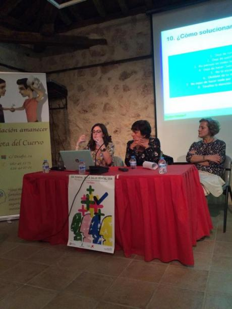 Arrancan las II Jornadas de Salud Mental en Mota del Cuervo