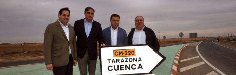 Exigen la construcción de la autovía Cuenca-Albacete