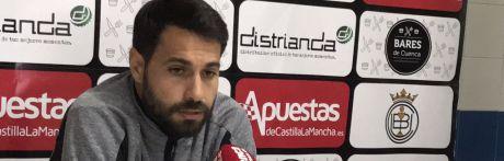 Sala de Prensa | Luis Ayllón - [U.B. Conquense 1- 0 Almagro C.F.]