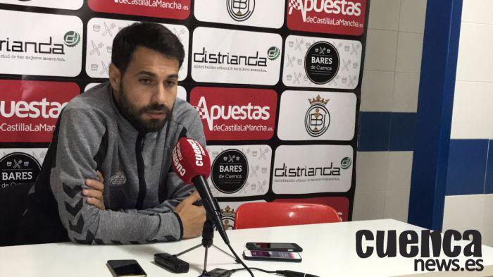 Sala de Prensa   Luis Ayllón - [U.B. Conquense 1- 0 Almagro C.F.]