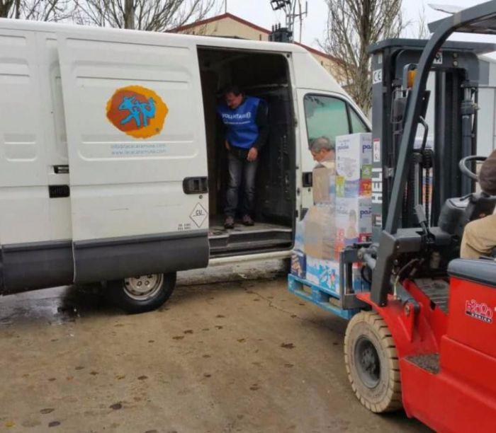 El Banco de Alimentos de Cuenca espera llegar a 100.000 kilos en la 'Gran Recogida'