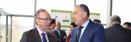 """López Carrizo ofrece el suelo industrial de Tarancón a los parques logísticos """"más importantes de España"""""""