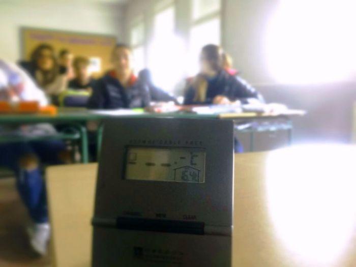 El PP denuncia que el Instituto Santiago Grisolía se une a los centros educativos en los que no funciona correctamente la calefacción