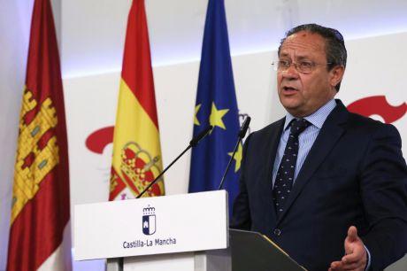 Ruiz Molina confía en que el presupuesto de 2018 entre en vigor el 1 de enero
