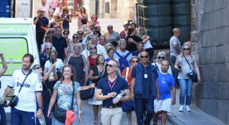 Castilla-La Mancha es el décimo destino que más crece en pernoctaciones hasta octubre