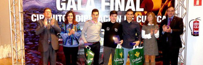 Diputación despide sus tres grandes circuitos deportivos con 51 competiciones disputadas y 12.632 participantes