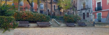 Ciudadanos pide al equipo de Gobierno que desbloquee los proyectos de acondicionamiento del Jardín del Salvador y la calle Santa Lucía