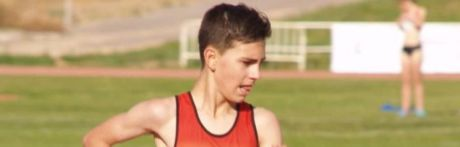 El conquense Pablo Pastor, campeón de España sub-16 de Marcha Promoción