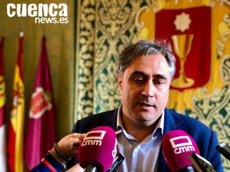 Mariscal agradece al Gobierno de Rajoy la declaración del AVE Madrid-Cuenca como 'Obligaciones de Servicio Público'