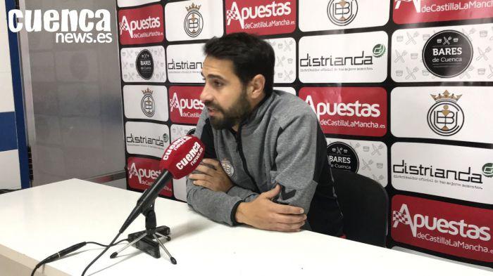 Sala de Prensa | Luis Ayllón - [U.B. Conquense 1- 0 Atlético Ibañés]