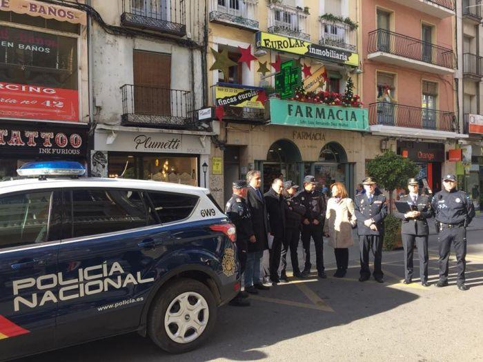 Cuenca se blindará esta Navidad por el Nivel 4 nacional de amenaza terrorista