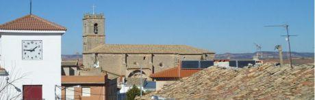Palomares del Campo, pueblo de los
