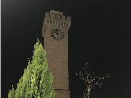La Torre de Mangana se prepara para dar las campanadas de Nochevieja