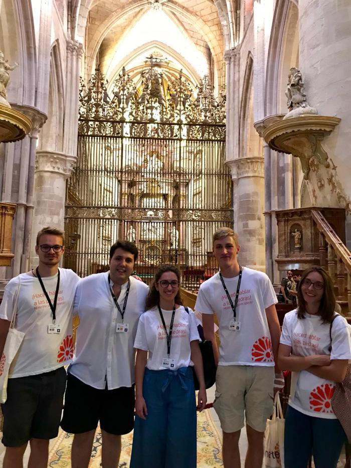 La asociación Nártex organizará visitas guiadas en la Catedral de Cuenca