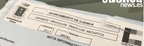 El Ayuntamiento de Cuenca aumenta las bonificaciones de los recibos domiciliados