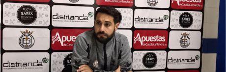 Sala de Prensa | Luis Ayllón - [U.B. Conquense 1- 0 La Roda C.F.]